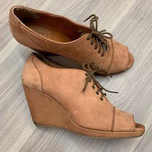 1937 Footwear Madewell Leather Booties 8.5